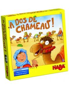 A dos de chameau - Jeu Haba