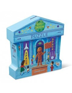 Puzzle visite du musée...