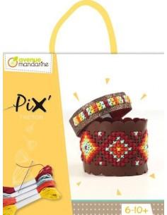 Pix bracelet jaune - Avenue...
