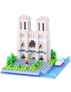 Nanoblock Notre Dame de...