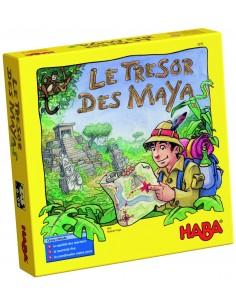 Jeu Le trésor des mayas - Haba