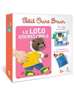 Loto encastrable Petit Ours...