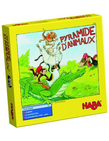 Pyramide d'animaux - jeu Haba