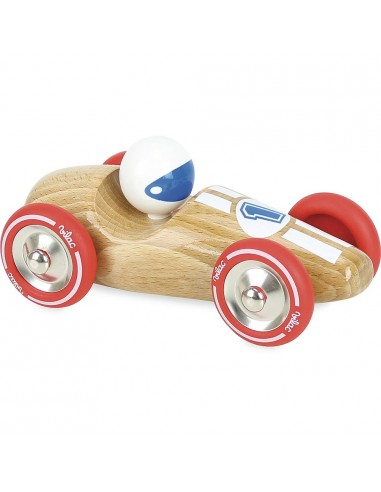 Voiture de course grand modèle bois...