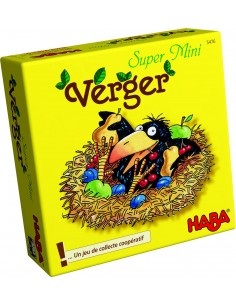 Le verger - Mini jeu Haba