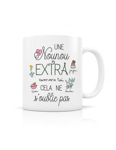 Mug Nounou extra