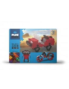 Plus Plus Box 3 en 1 Mini-Basic  220 pièces