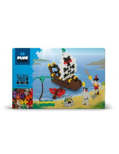 Plus Plus pirates Box mini basic 360...