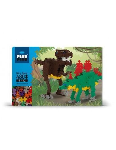 Plus Plus dinosaures Box mini basic...