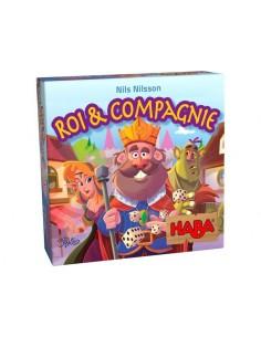 Roi & compagnie - jeu Haba