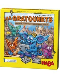 Les gratounets - jeu Haba