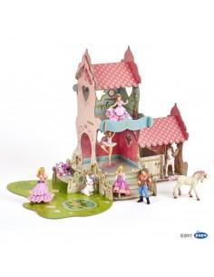 Le château de princesse -...