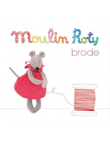 Broderie Moulin Roty
