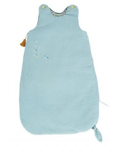 Sac de couchage bleu 70 cm Les Jolis...
