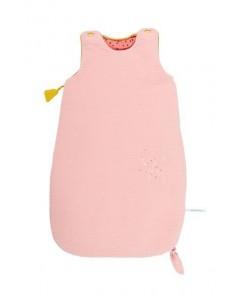 Sac de couchage rose 70 cm Les Jolis trop beaux