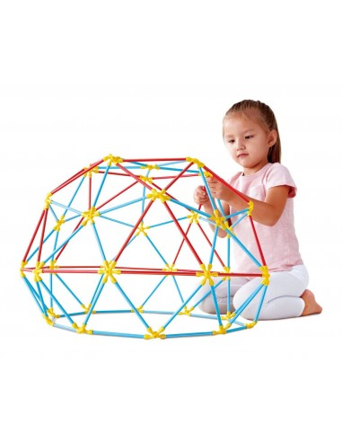 Structures géodésiques Flexistix - Hape