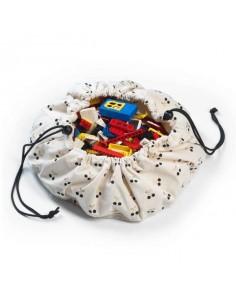 Mini sac à jouet Cherry -...