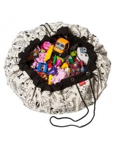 Sac à jouets color my bag...