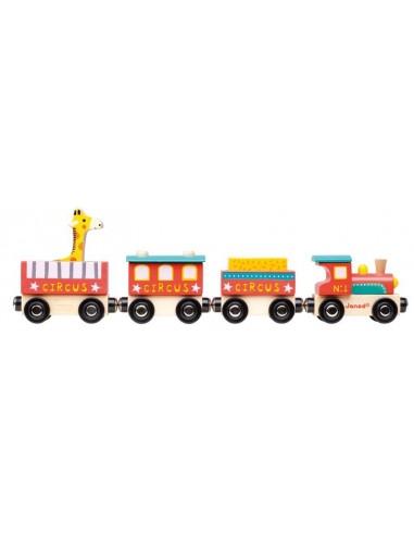 Train Circus Story - Janod