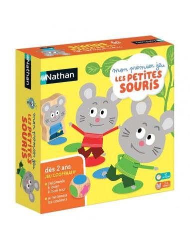 Mon premier jeu les petites souris -...