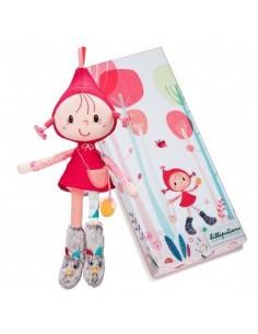 Mini poupée Chaperon rouge...