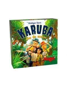 Jeu de cartes Karuba - Haba