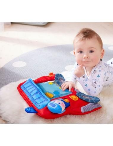 Sevira Kids jeu de d/écouvertes b/éb/é Vache Grand livre d/éveil