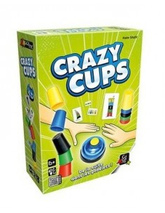 Jeu Crazy cups