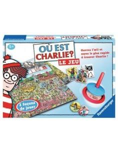 Jeu où est Charlie -...