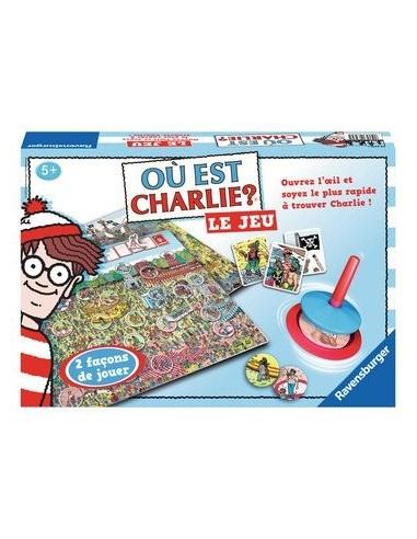 Jeu où est Charlie - Ravensburger