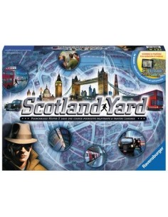 Jeu Scotland yard -...