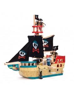 Bateau de pirate Jolly - le...
