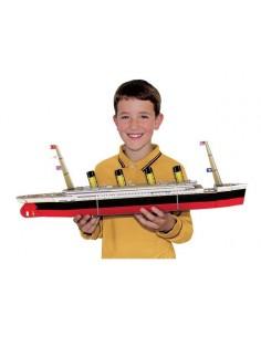 Maquette titanic 3D - Sassi