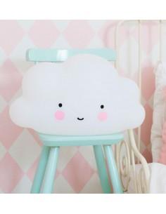 Grande lampe nuage - A...
