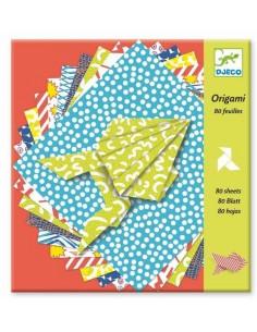 Papiers d'Origami