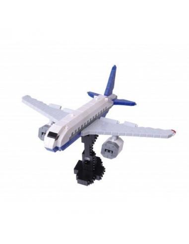 Nanoblock avion - mini jeu de...