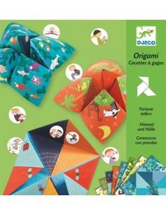 Origami salières