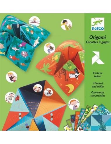 Origami salières - Djeco