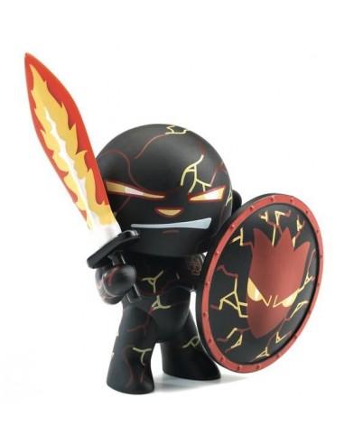 Figurine Volcano chevalier Arty Toys...