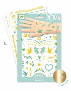 Tatouages les bijoux de...