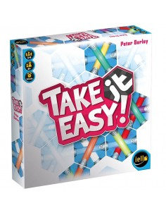 Take it easy- jeu Iello