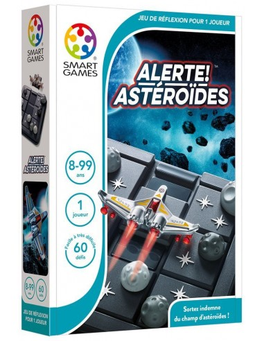 Jeu alerte astéroïdes - Smartgames
