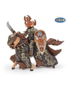 Figurine guerrier scarabée...