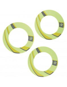 Lot de 3 frisbees - Terra Kids
