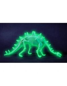 Stégosaure phosphorescent -...