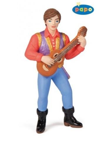 Figurine prince troubadour - Papo