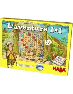L'aventure 1 X 1 - jeu Haba