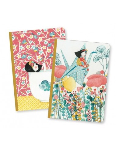 Petits carnets Misa - Lovely paper Djeco