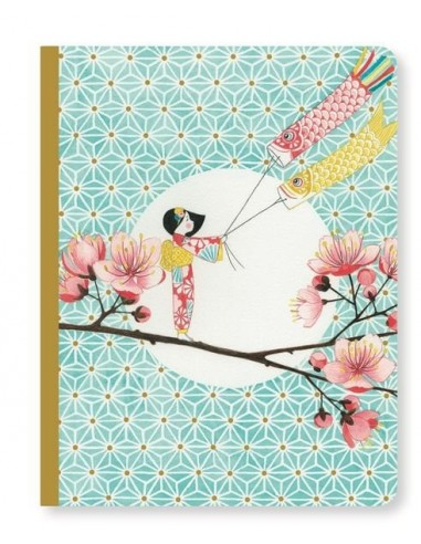 Cahier Misa - Lovely paper Djeco