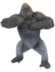 Figurine gorille des...